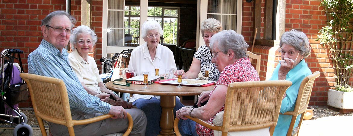 Activities for all interests at Crown Rest Home