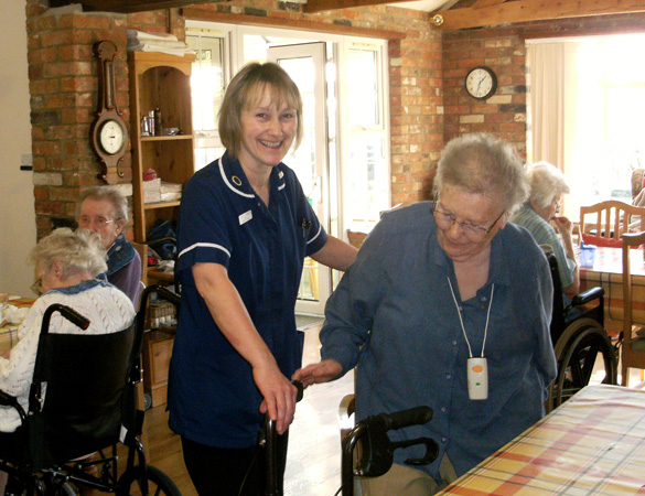 Vacancies for carers at care homes in West Norfolk